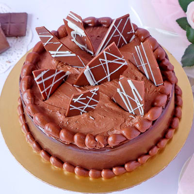 Chocolate Splash Cake (Half Kg)