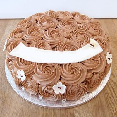 Chocolate Swirl Cake (1 Kg)