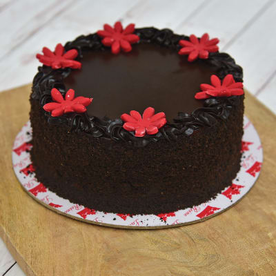 Chocolate Truffle Cake (1 Kg)
