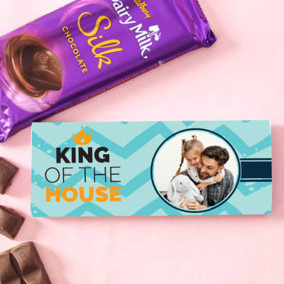 Chocolate With Personalized Wrapper