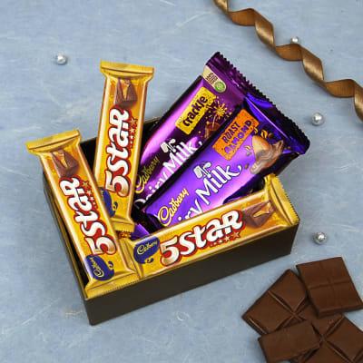 Chocolicious Cadbury Hamper in Gift Box