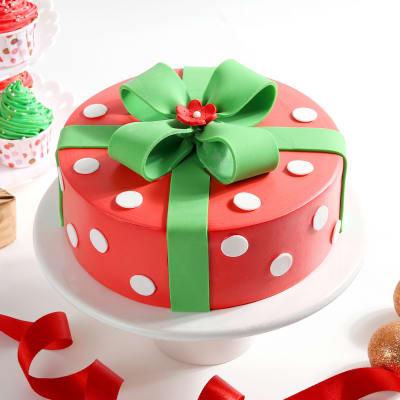 Christmas Gift Cake (1 Kg)