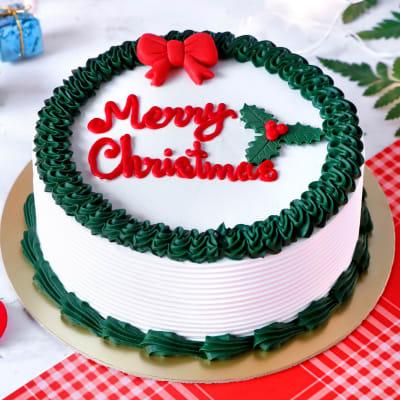 Christmas Pineapple Cake (Half Kg)