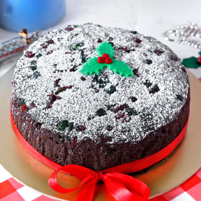 Christmas Plum Cake (Half Kg)