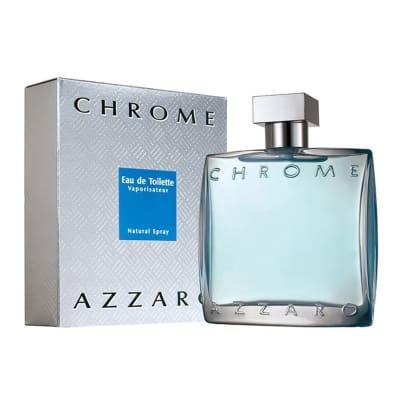 CHROME BY AZZARO FOR MEN EDT 100ML