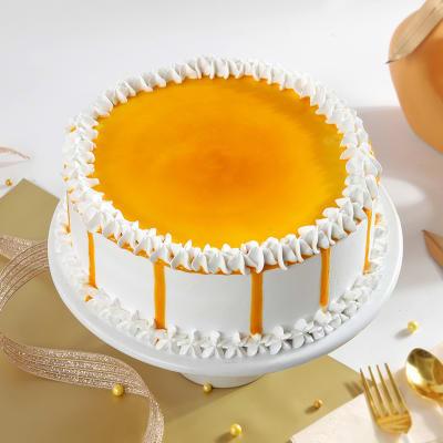 Classic Butterscotch Cake (Eggless) (1 Kg)