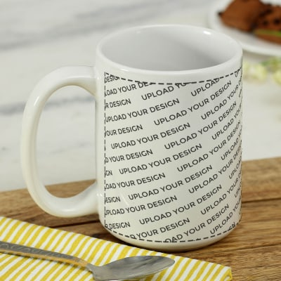 Cofee Mug (350ml) - Fully Customizable