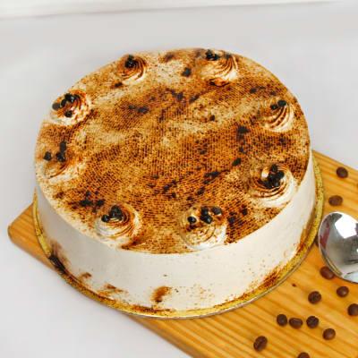 Coffee Cake (Eggless) (1 Kg)