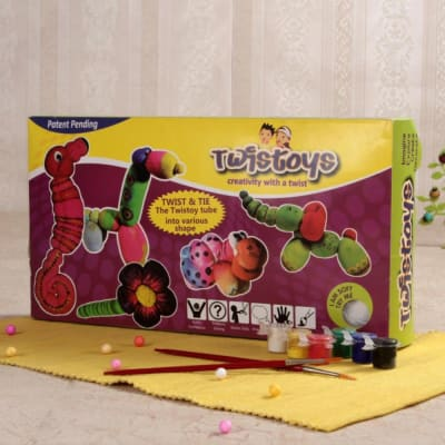 Creative Twistoys Maxxi Pack