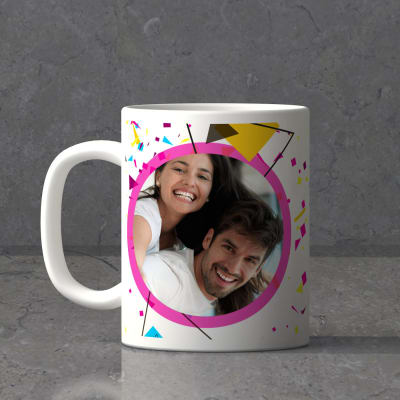 Creativity Never Out of Style Personalized Birthday Mug