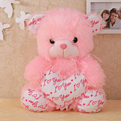 cute i love you teddy bear gift send toys and games gifts online