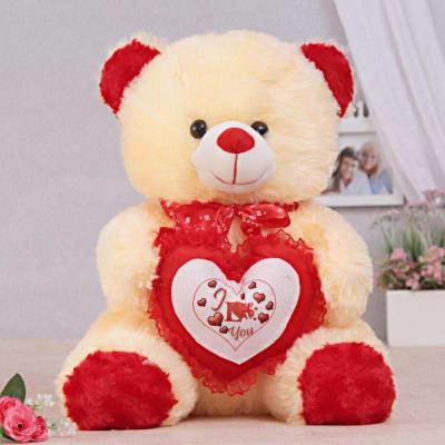 Cute Teddy Bear For Your Romantic Partner