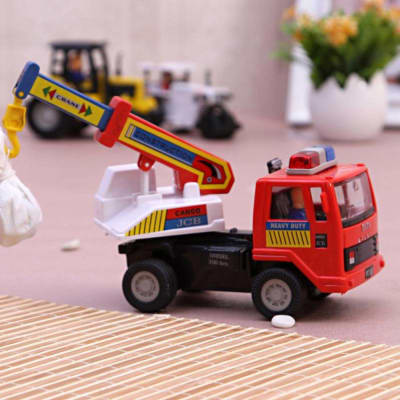 Cute Toy Crane for Kids