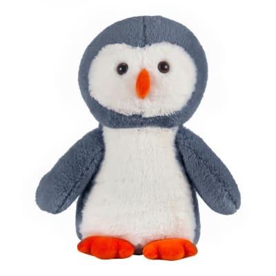 Dark Grey Cute Penguin Soft Toy (30 cm)