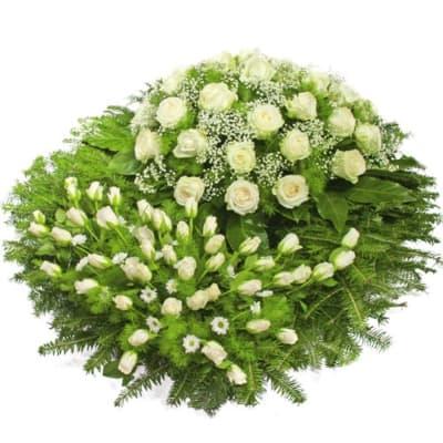 Deep grief wreath