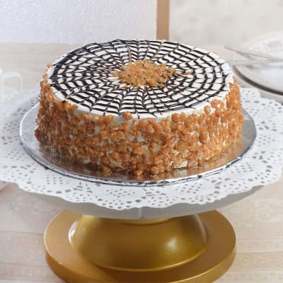 Delicious Butterscotch Cake 2 Kg