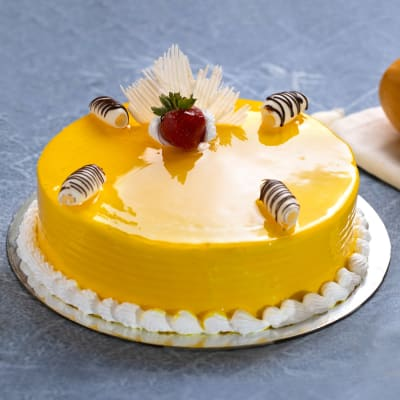 Delicious Mango Cake (1 Kg)