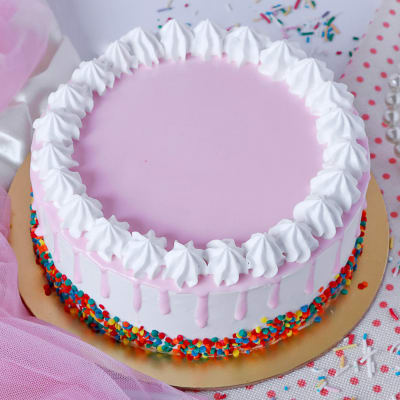 Divine Chocolate Cake (Half Kg)