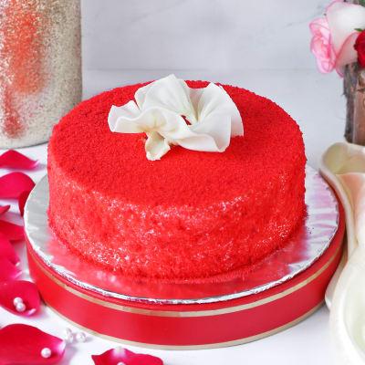 Divine Red Velvet Cake (1 Kg)