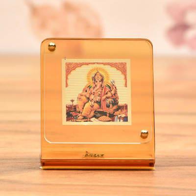 Divinity Lord Ganesha Car Dashboard Stand
