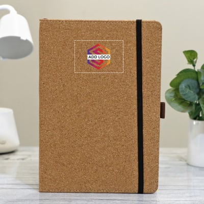 Eco-friendly Notebook - Customized with Logo