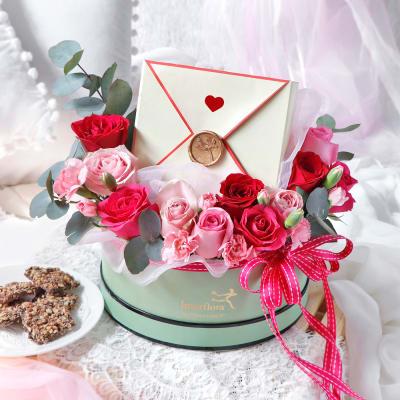 Enveloped in Love