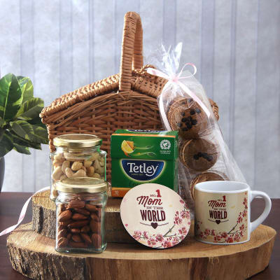 Exclusive Health Hamper for Your Mom