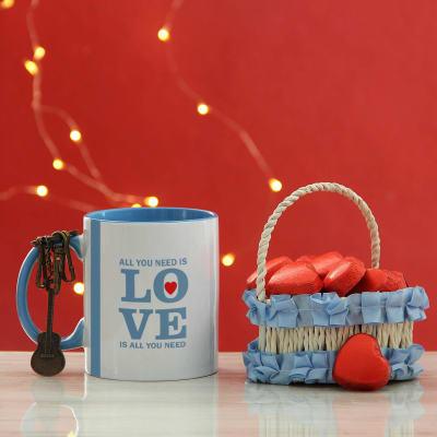 Exclusive Romantic Hamper For Your Partner