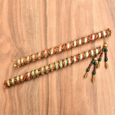 Exclusive Wooden Dandiya Sticks