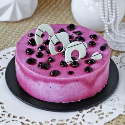 Exotic Blueberry Cake (1 Kg)