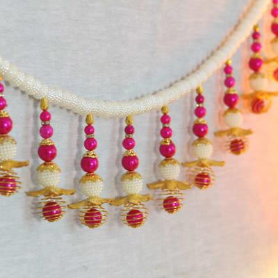 fc14075b0e5 Fancy Beads and Pearl Bandhanwar