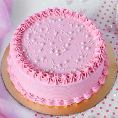 Finest Vanilla Cake (Half Kg)