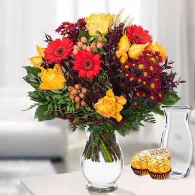 Flower Bouquet Landliebe