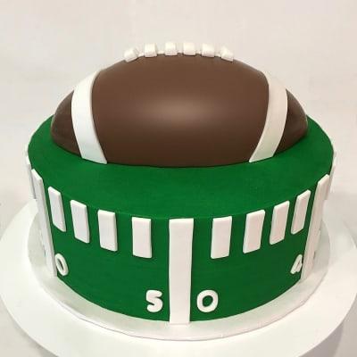 Football Fondant Cake (4 Kg)