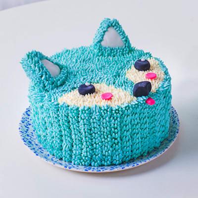 Foxy Cream Cake (4 Kg)