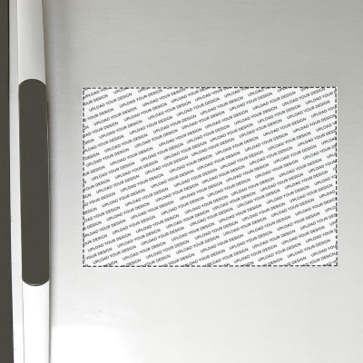 Fridge Magnet (A4 Size) - Customized with Own Design