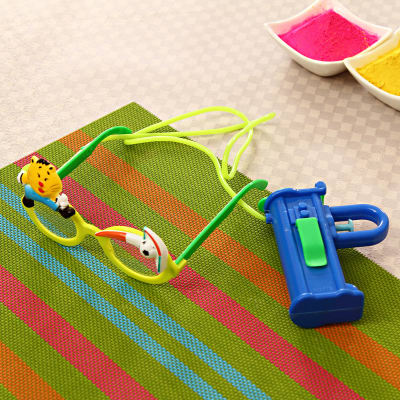 Funky Goggle Pichkari For Kids