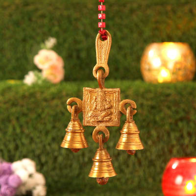 Ganesha Puja Bell