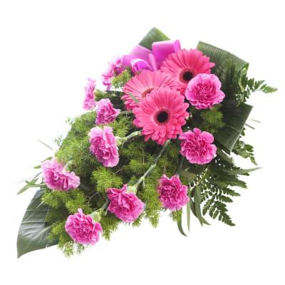 Gentle love -funeral bouquet