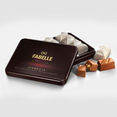 Gianduja Milk Premium Chocolates