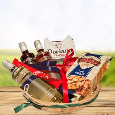 Gift Basket for Epicure