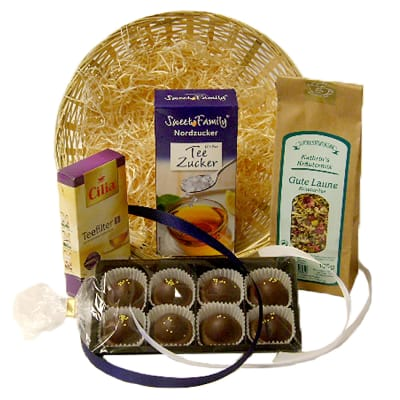 Gift Basket Tea-Timeout