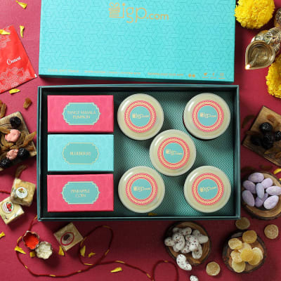 Gift Box of Assorted Treats