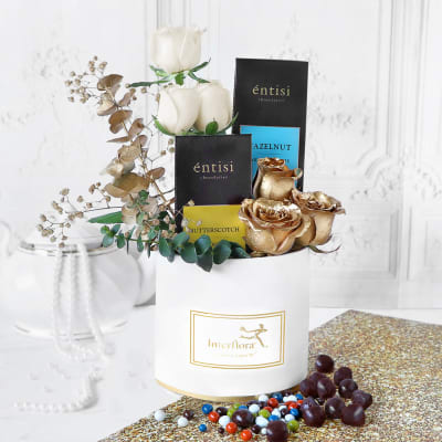 Golden Gratitude Gift Hamper