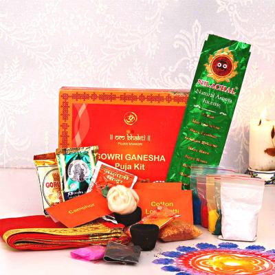 Gowri Ganesha Puja Kit
