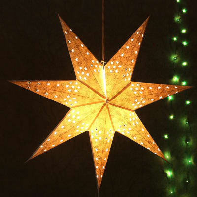 Handmade Paper Star For Decoration