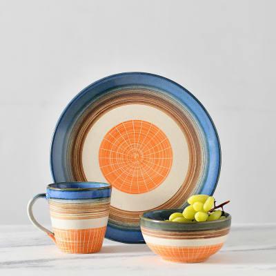 Handmade Stoneware Set