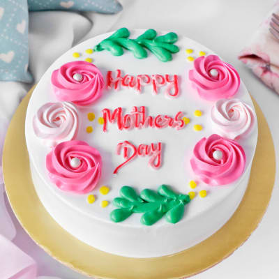 Happy Mother's Day Chocolate Cake (Half Kg)