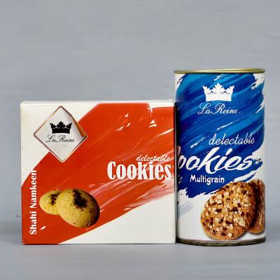 Healthy Hamper of Multigrain & Shahi Namkeen Cookies