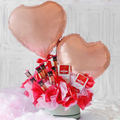 Hearty Temptations Chocolate Hamper